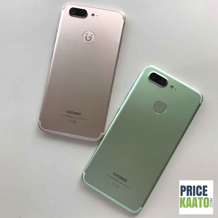 Gionee S10 Images