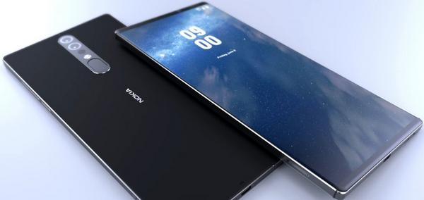 Nokia 9 Images