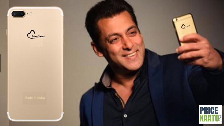Salman Khan Being Smart Mobile Price