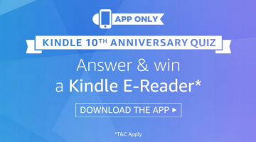 (Correct Answers) Amazon Kindle Quiz Answers Today: 22th November 2017