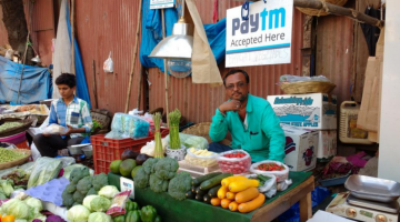 Paytm Offering Merchants Rs 200 Paytm Cash For Accepting 10 QR Code Payments