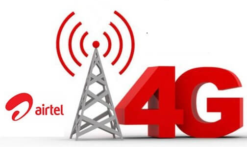 Airtel Free 4GB Data Offer 2018