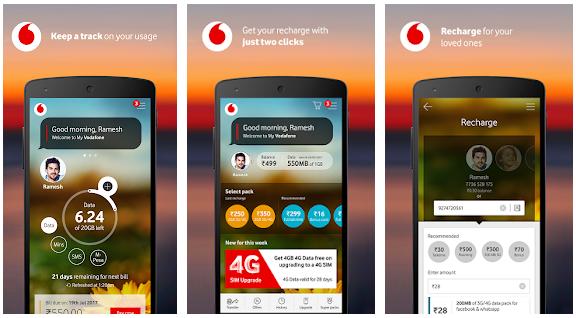 Vodafone 511 Plan Details Recharge