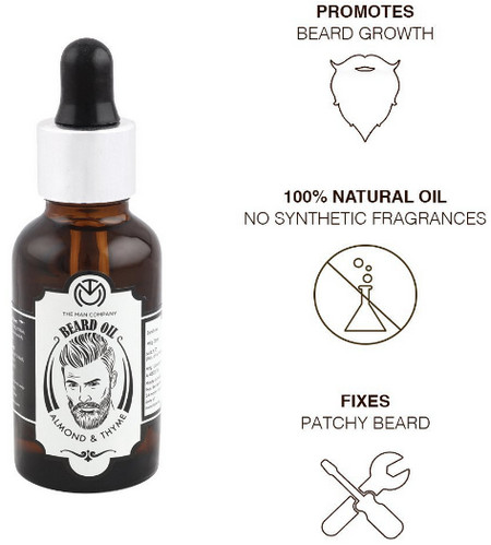 The Man Company Best Beard Oil In India