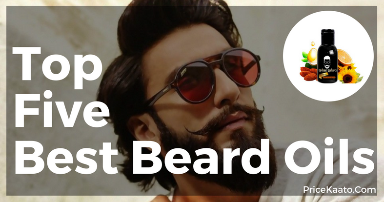 Top 5 Best Beard Oil In India
