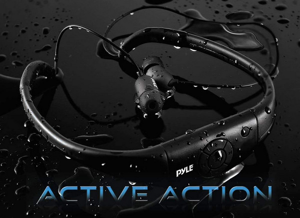 Pyle Active Action Best Waterproof Headphones For Swimming In India