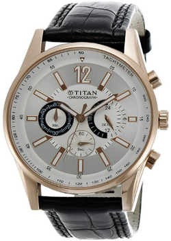 Titan Chronograph Watch For Men Under Rs 10000