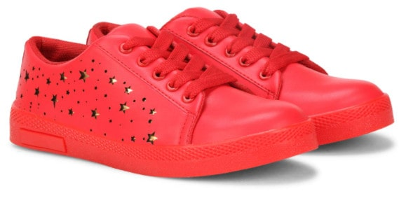 red sneakers for women