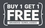 Buy One Get One Sunglass For Free On All Sunglasses