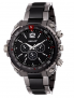Redux Analogue Black Dial Men's & Boy's Watch