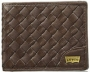 Levi's Brown Men's Wallet