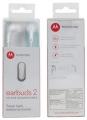 Motorola Earbuds 2 In-Ear Earphone