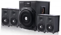 OBAGE 4.1 Speaker With Dual AUX & Bluetooth