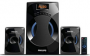 Philips MMS-454B 2.1 Speaker With Bluetooth