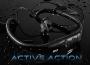 Pyle Active Action Waterproof Headphone