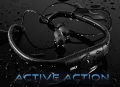 Pyle Active Action Waterproof Headphone
