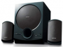 Sony SA-D20 2.1 Channel Speaker With Bluetooth